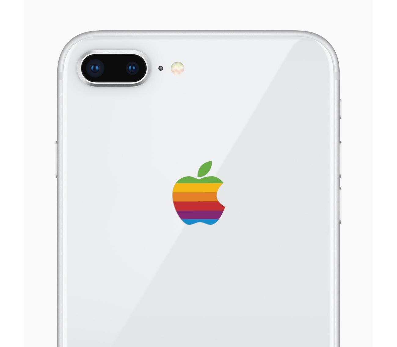 Apple : l'iconique logo arc-en-ciel pourrait faire son retour avec un brin de nostalgie