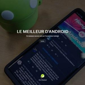 Actualités Android, tests, télécom… retrouvez FrAndroid par thèmes sur Flipboard