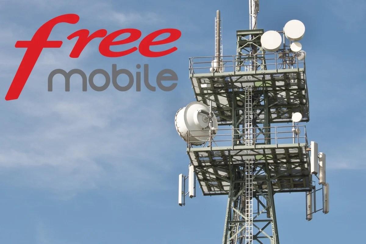 Free continuera à utiliser le réseau Orange jusqu'à fin 2022 en 2G et 3G