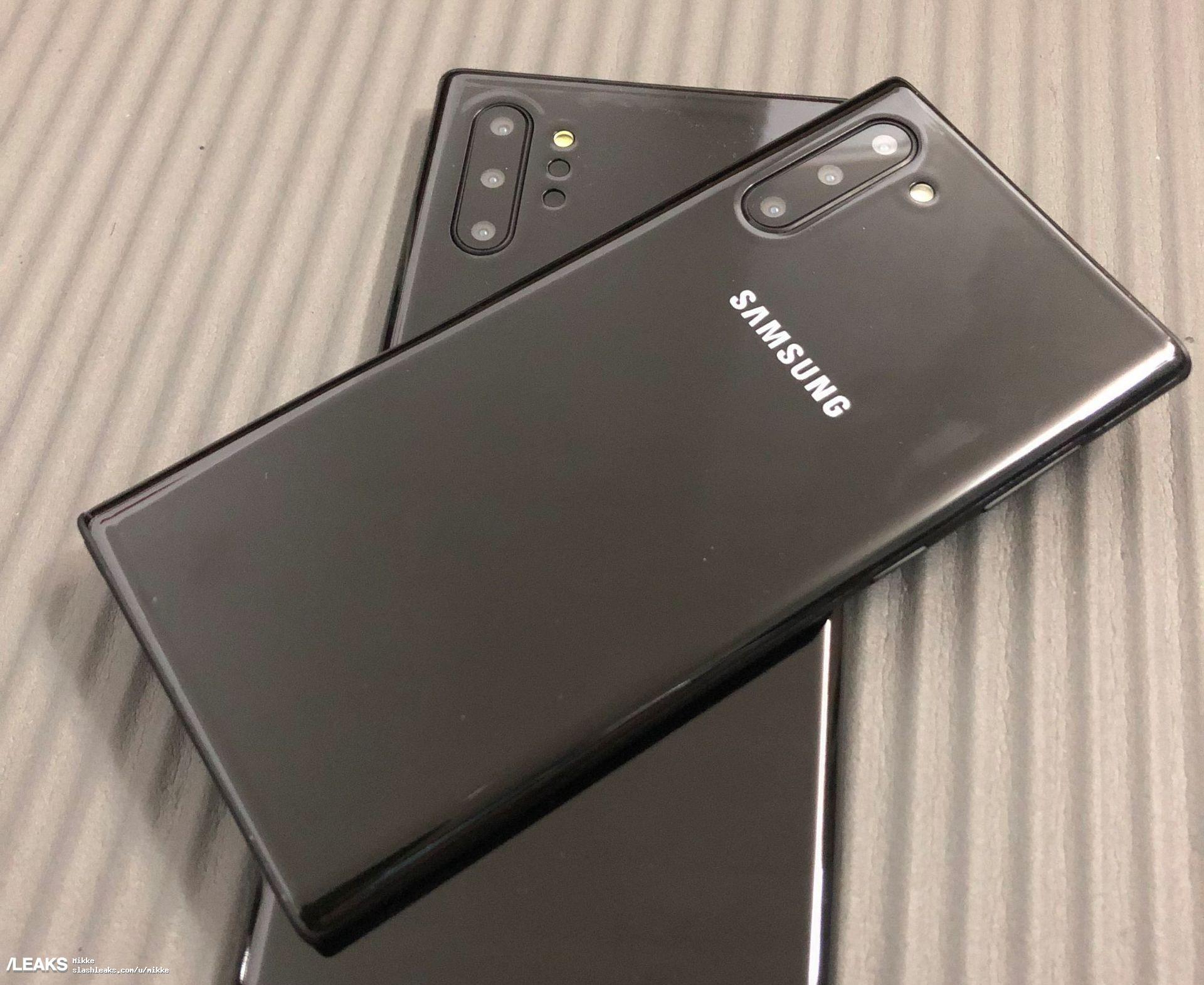 Samsung Galaxy Note 10 factices, Huami Amazfit GTR disponible et mise à jour des OnePlus 5 et 5T – Tech'spresso