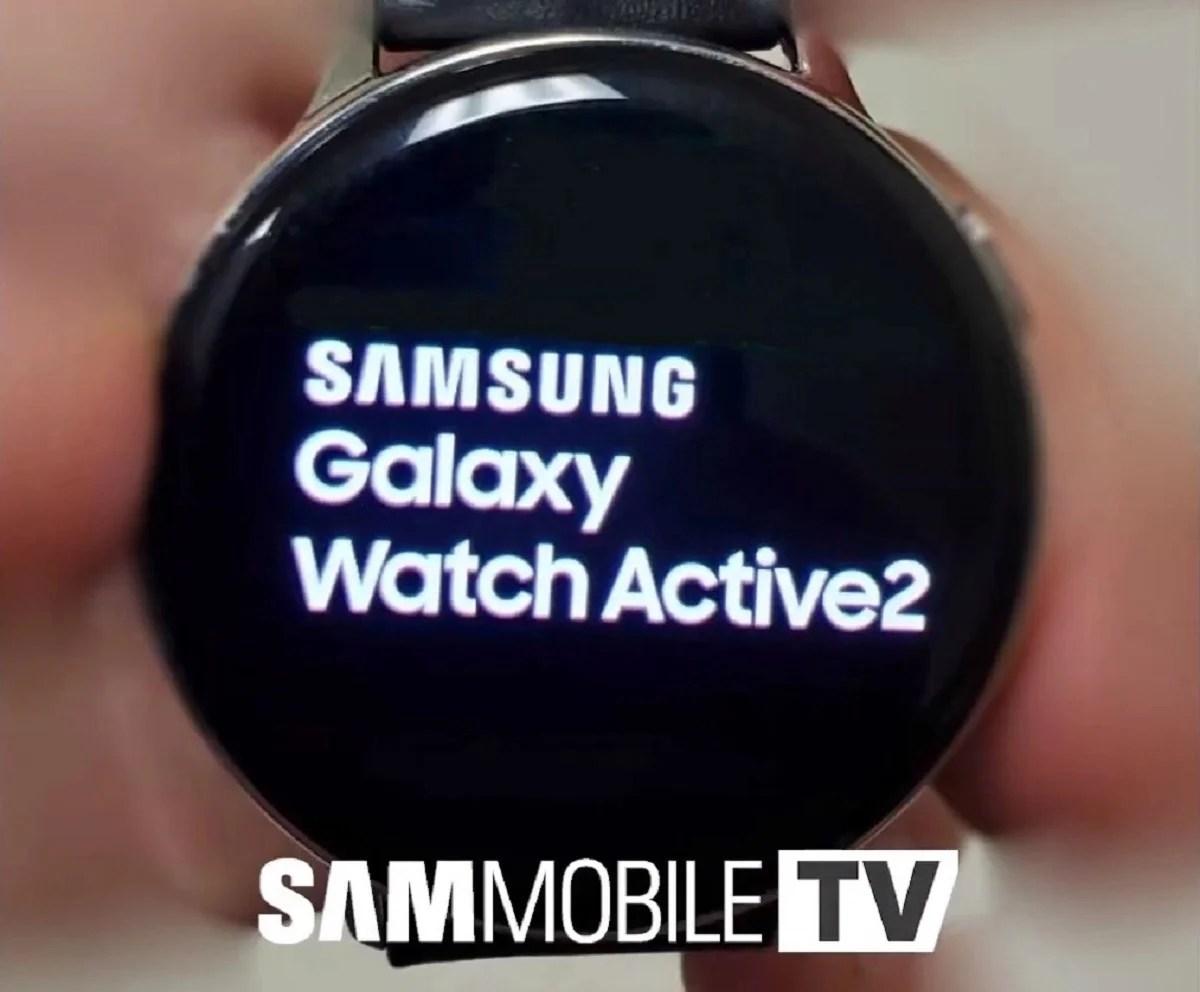 La Samsung Galaxy Watch Active 2 se dévoile, et pas de Galaxy Watch 2 cette année a priori