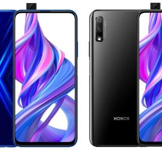 Honor 9X et 9X Pro officialisés : nouveau Kirin 810 et caméra pop-up à prix réduit