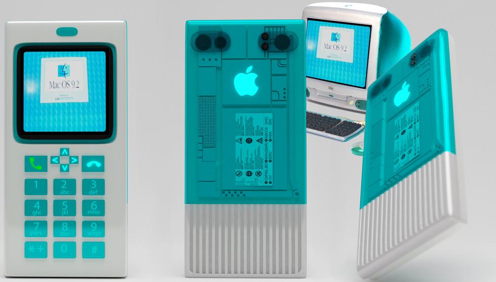 Et si l'iPhone était sorti bien avant l'iPod ?