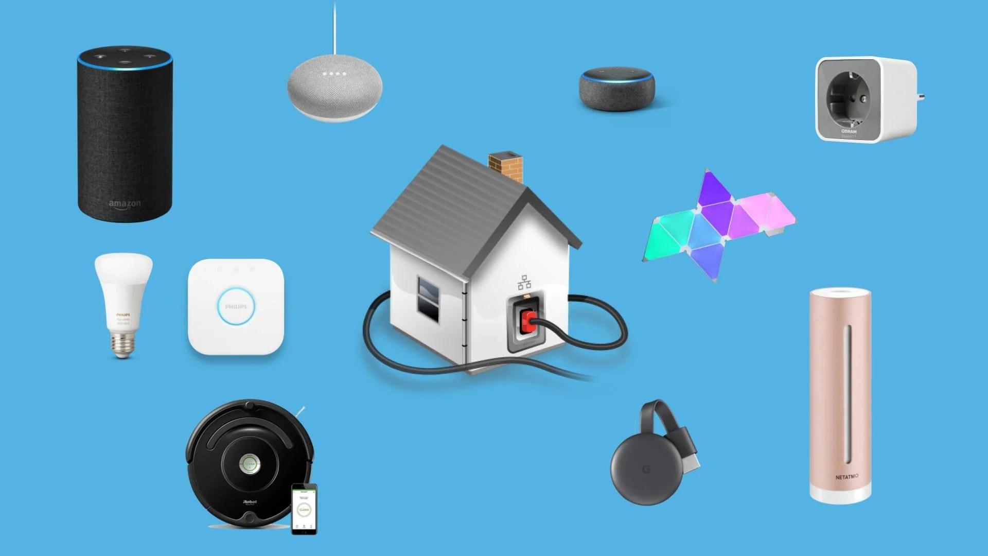 Guide d'achat : 9 produits pour rendre sa maison connectée (en profitant des promos des Prime Day)