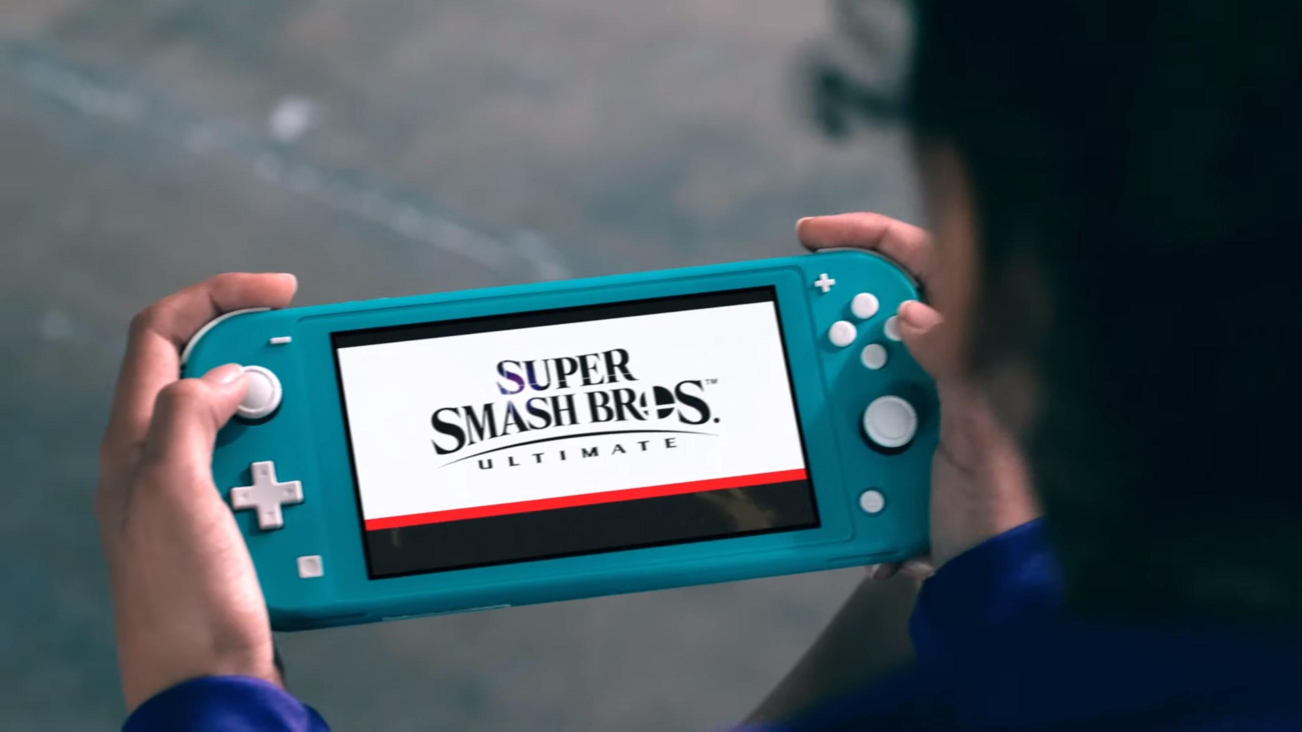 Nintendo Switch Lite : batterie plus petite mais plus grande autonomie