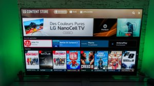 Apple TV et Apple TV+ débarquent sur les téléviseurs de LG de 2019