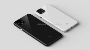 Le Google Pixel 4 XL apparaît en prise en main vidéo avant l'heure