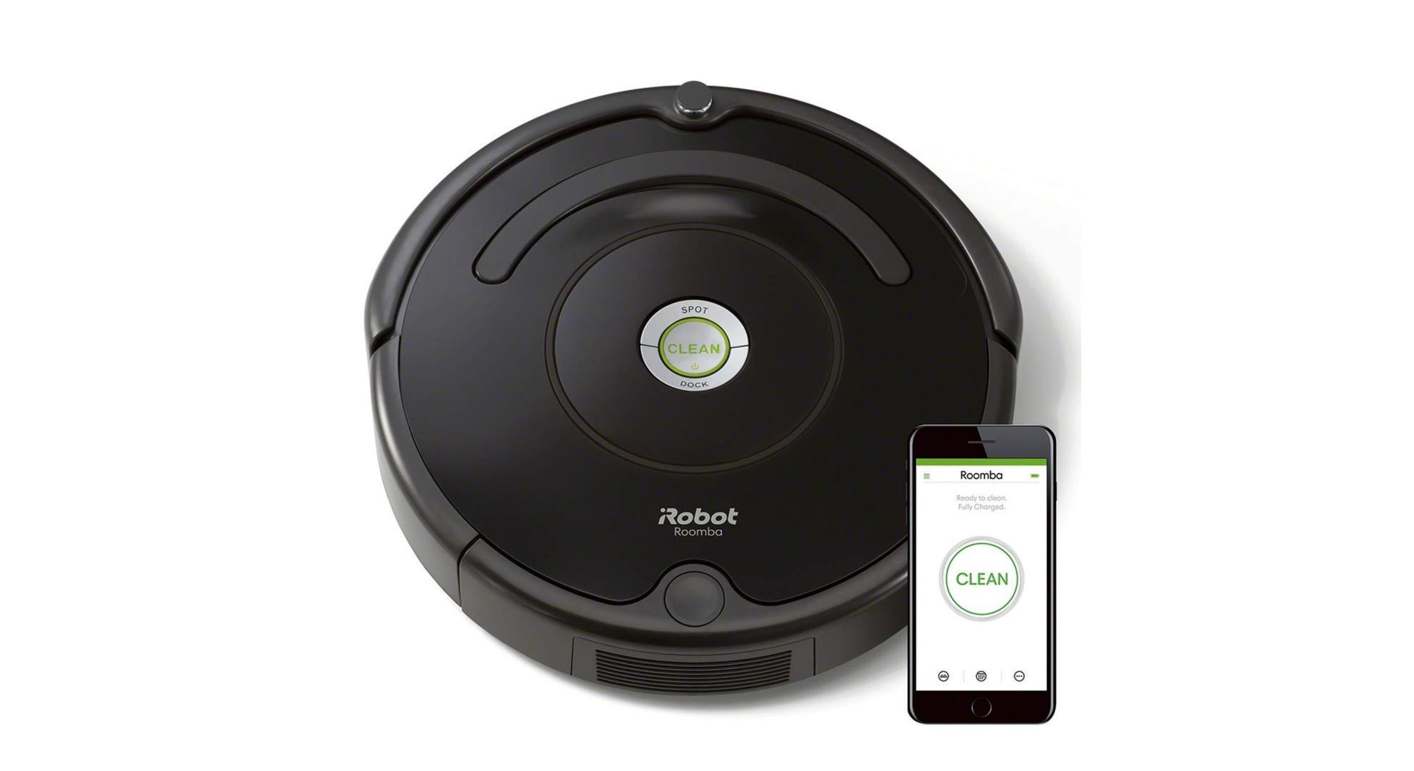 🔥 Prime Day 2019 : 140 euros de réduction sur l'aspirateur-robot Roomba 671