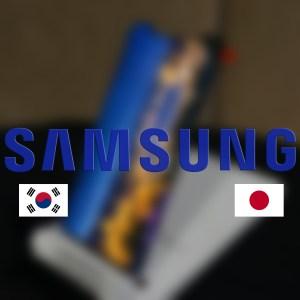 Samsung : une vieille rancune entre le Japon et la Corée du Sud causerait du tort à la firme