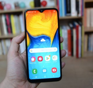 Samsung Galaxy A21 : son nouveau design apparaît en avance