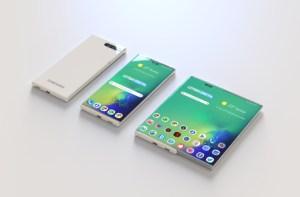 Samsung ferait déjà des démos privées de son smartphone extensible au CES 2020