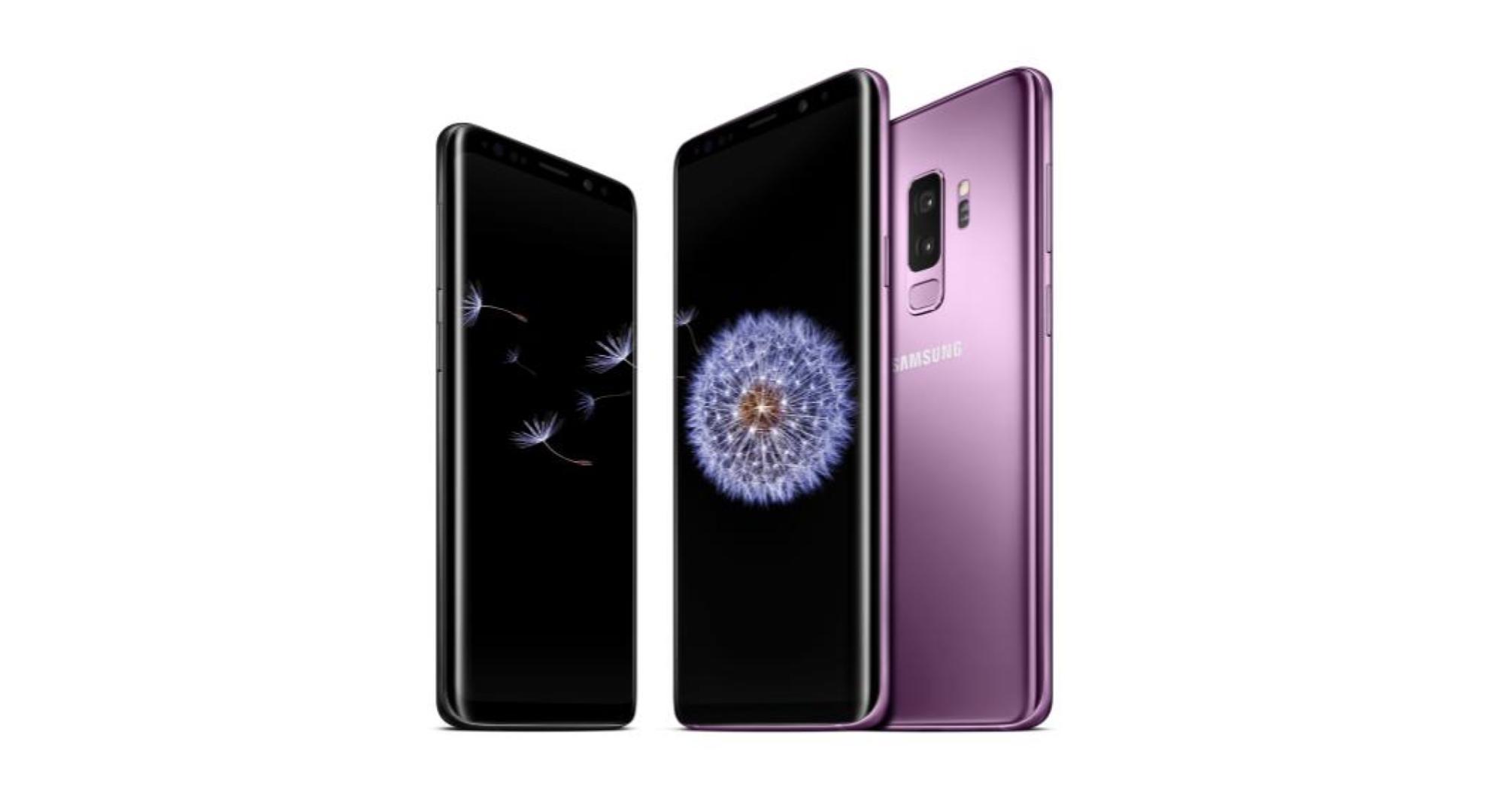 Les Samsung Galaxy S9 et S9 + reçoivent One UI 2.5