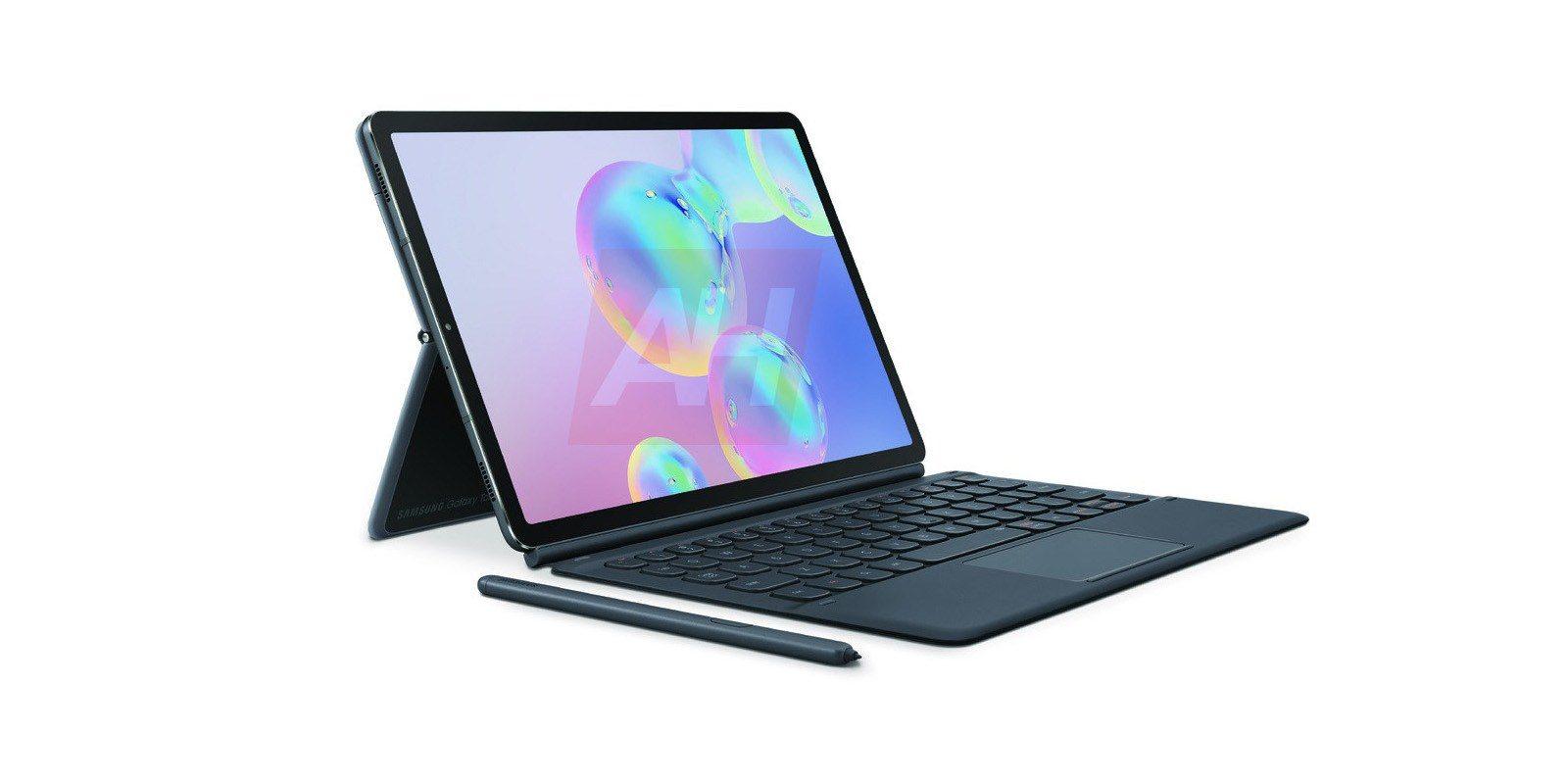 La Samsung Galaxy Tab S6 a tout d'une Surface, les bordures en moins