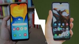 Samsung Galaxy A20e vs Xiaomi Redmi Note 7 : lequel est le meilleur smartphone ? – Comparatif