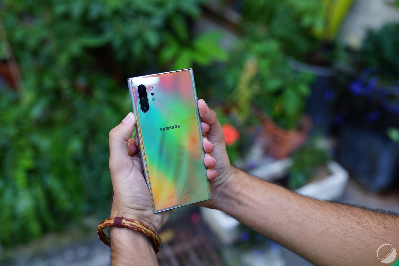 Les Samsung Galaxy Note 10 et Note 10+ goûtent à Android 11 (One UI 3.0) en bêta