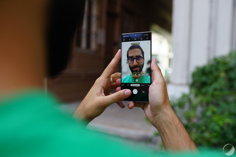 Samsung : un smartphone avec capteur photo sous l'écran pourrait sortir en 2020