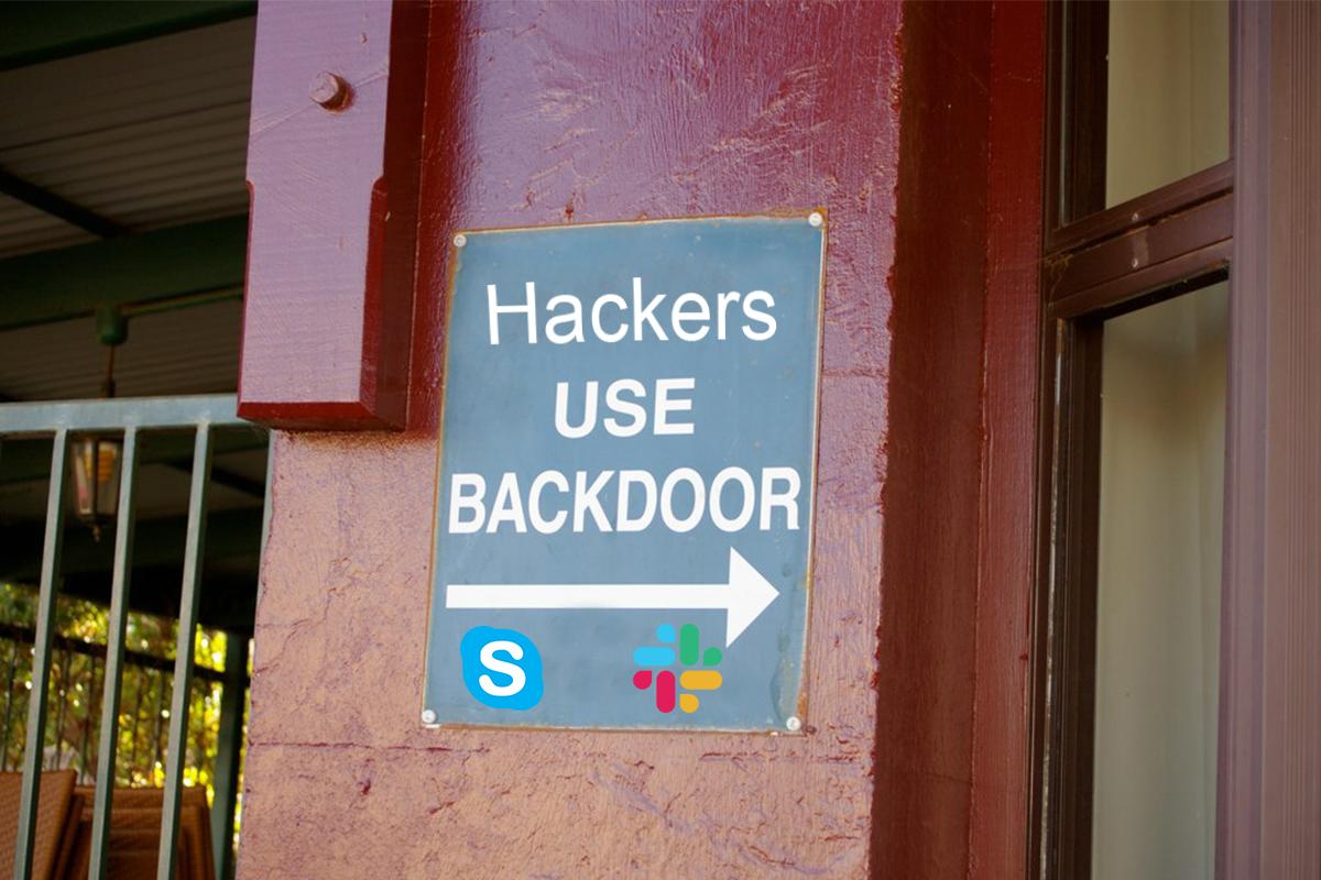 WhatsApp, Skype, Slack et plus menacés par une faille importante