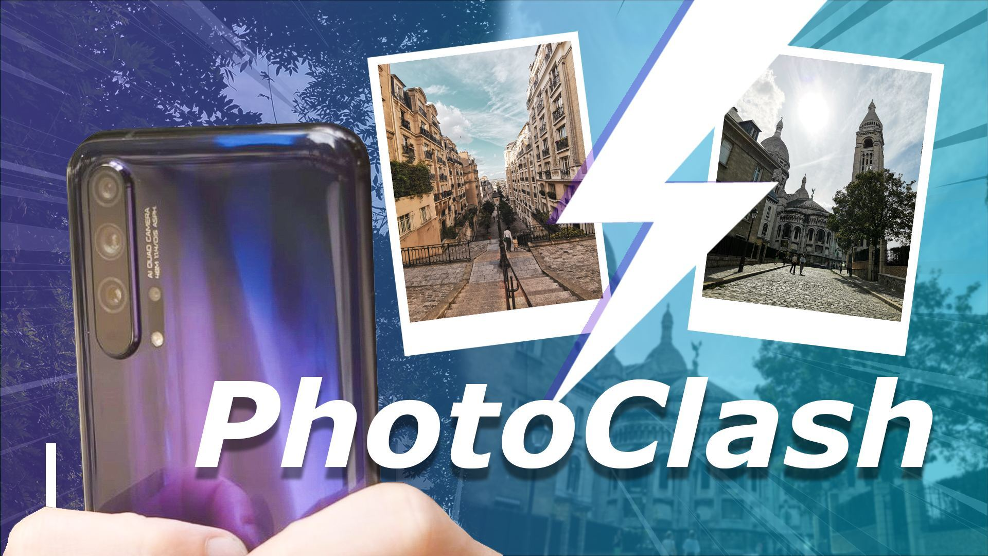 De quoi est capable le Honor 20 Pro en photo ? Deux photographes s'affrontent dans PhotoClash