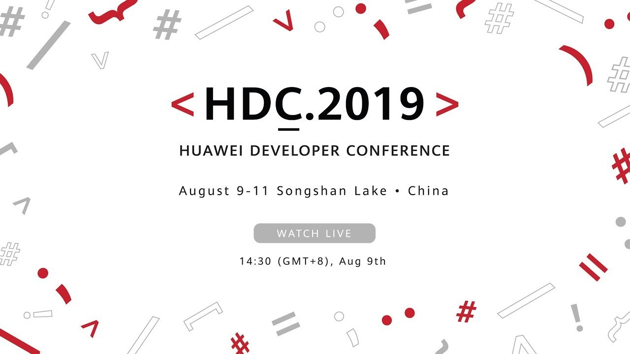 Hongmeng OS, EMUI 10, Honor TV… Comment suivre la Huawei Developer Conference en direct ?