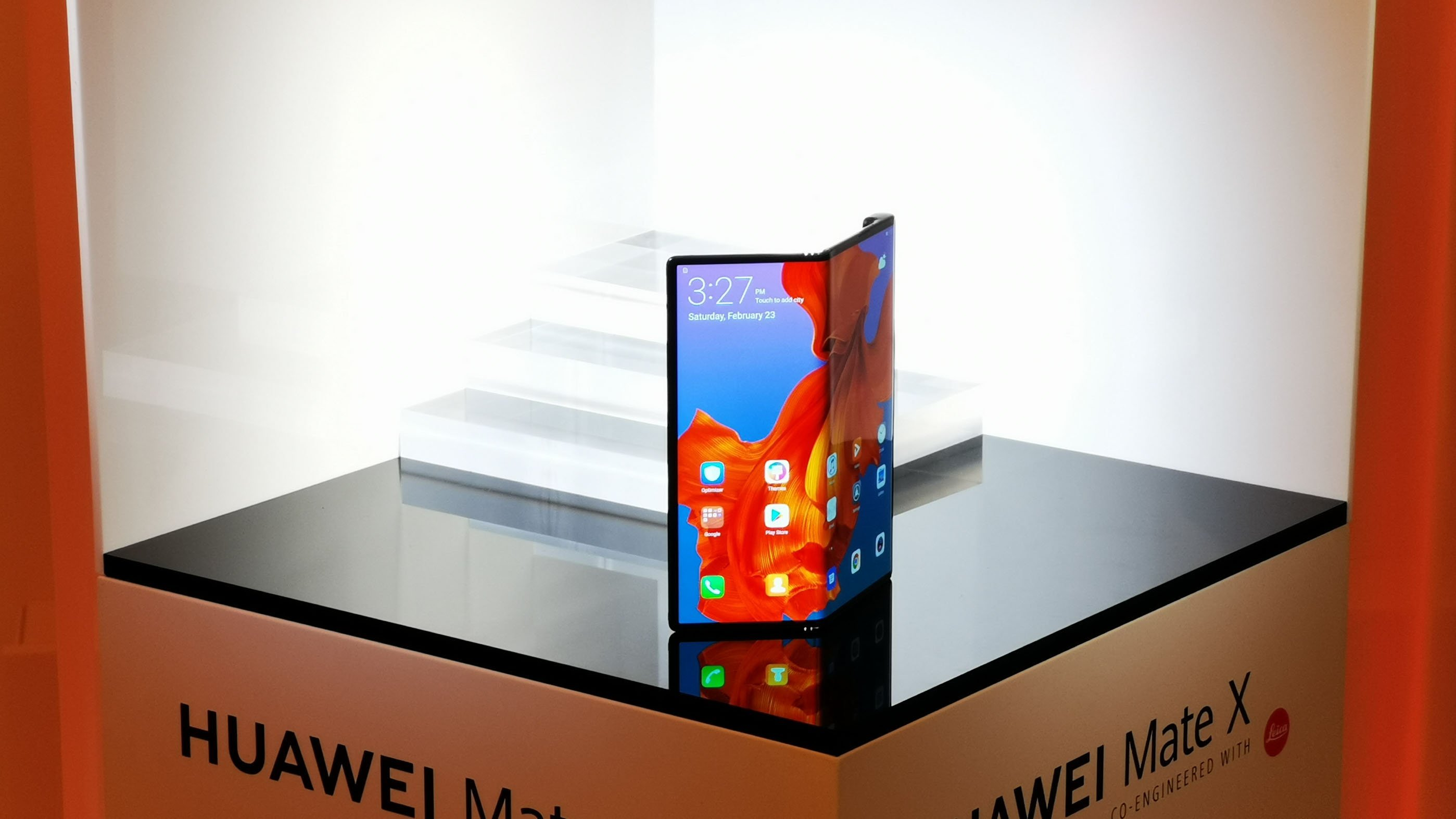 Prise en main du nouveau Mate X, sursis renouvelé pour Huawei et Freebox Delta – Tech'spresso