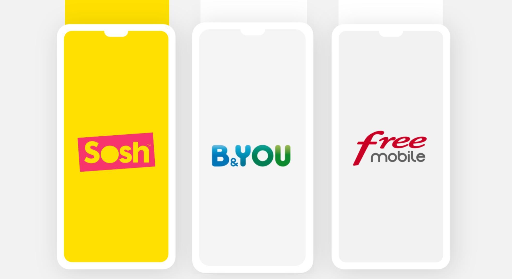Forfait mobile : les offres sans engagement Sosh, Bouygues et Free – derniers jours