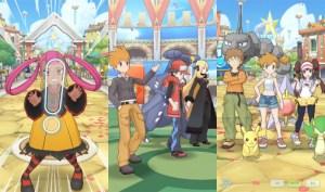 Téléchargez Pokémon Masters : le jeu est disponible sur Android et iOS
