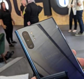Le Samsung Galaxy Note 10+ prend la tête du classement DxOMark