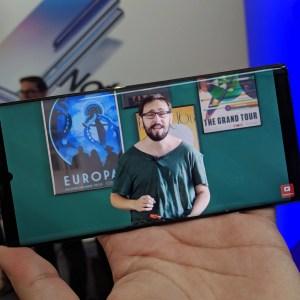 Surprise… Le Samsung Galaxy Note 10+ a le meilleur écran du marché selon DisplayMate