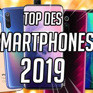 TOP 10 des meilleurs smartphones de 2019 : notre sélection en vidéo