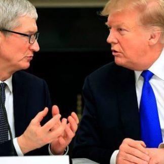 Entre Apple et Huawei, pourquoi Tim Cook a peur que Samsung soit le grand gagnant