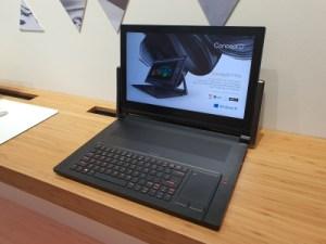 Ce PC à écran rotatif est un monstre de technologie à 5399 euros – IFA 2019