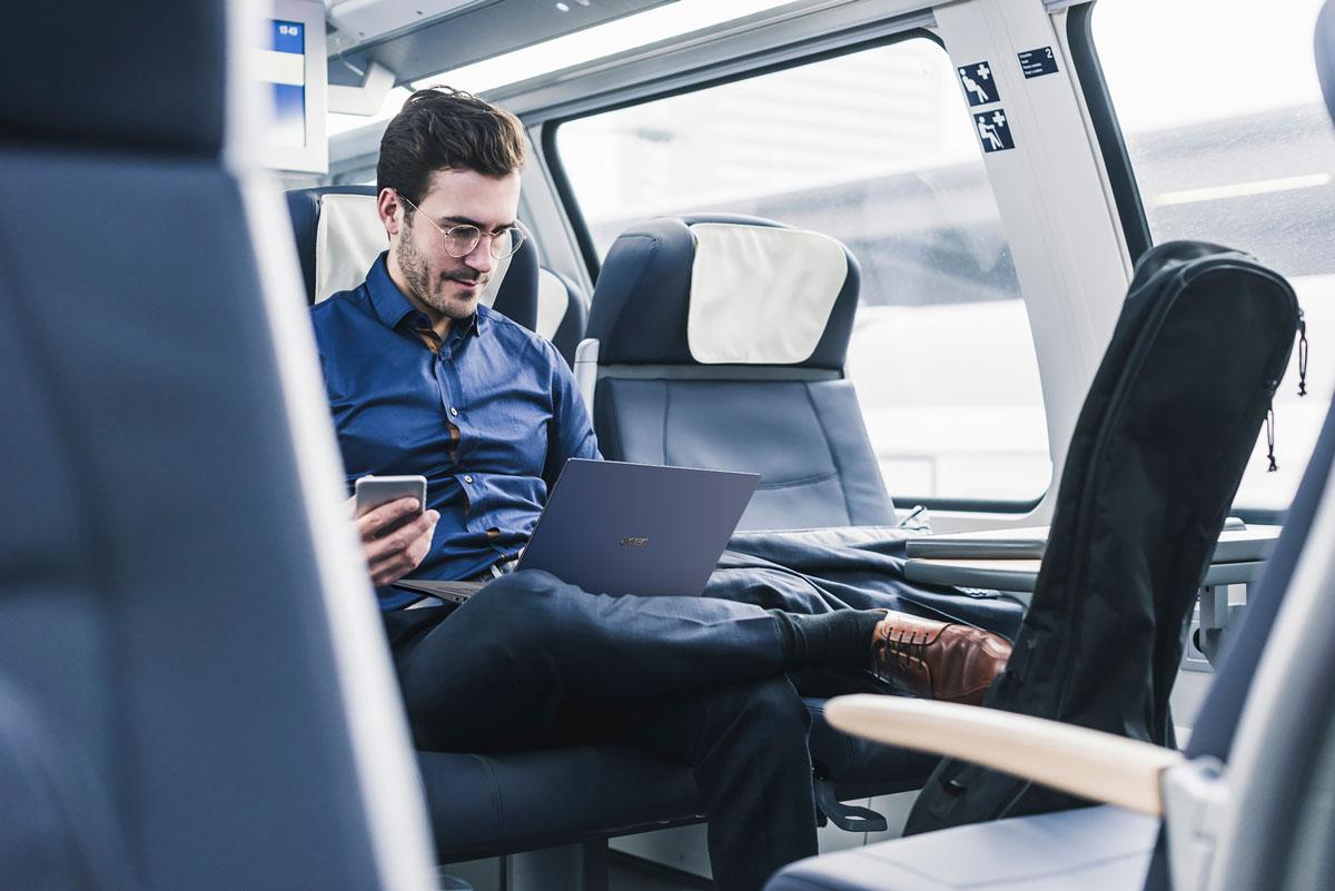 Acer met à jour ses Swift 5 et Swift 3 sous Intel Core 10e génération à l'IFA 2019
