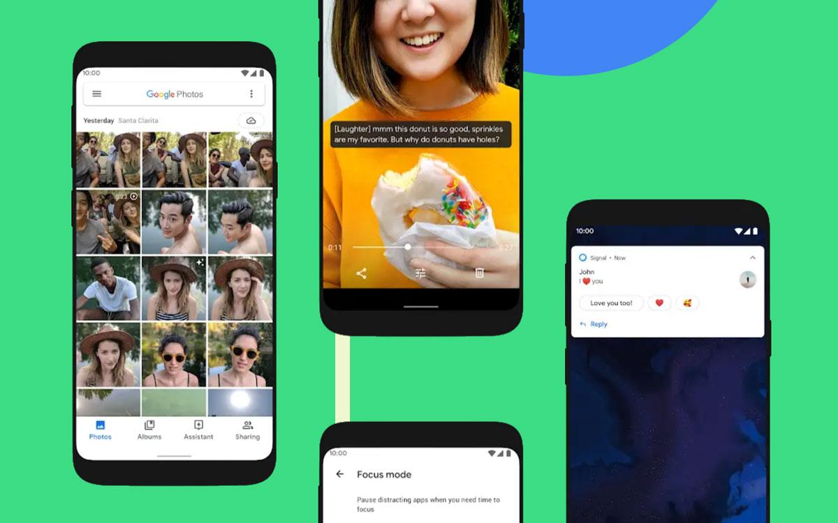 Android 10 est officiellement disponible