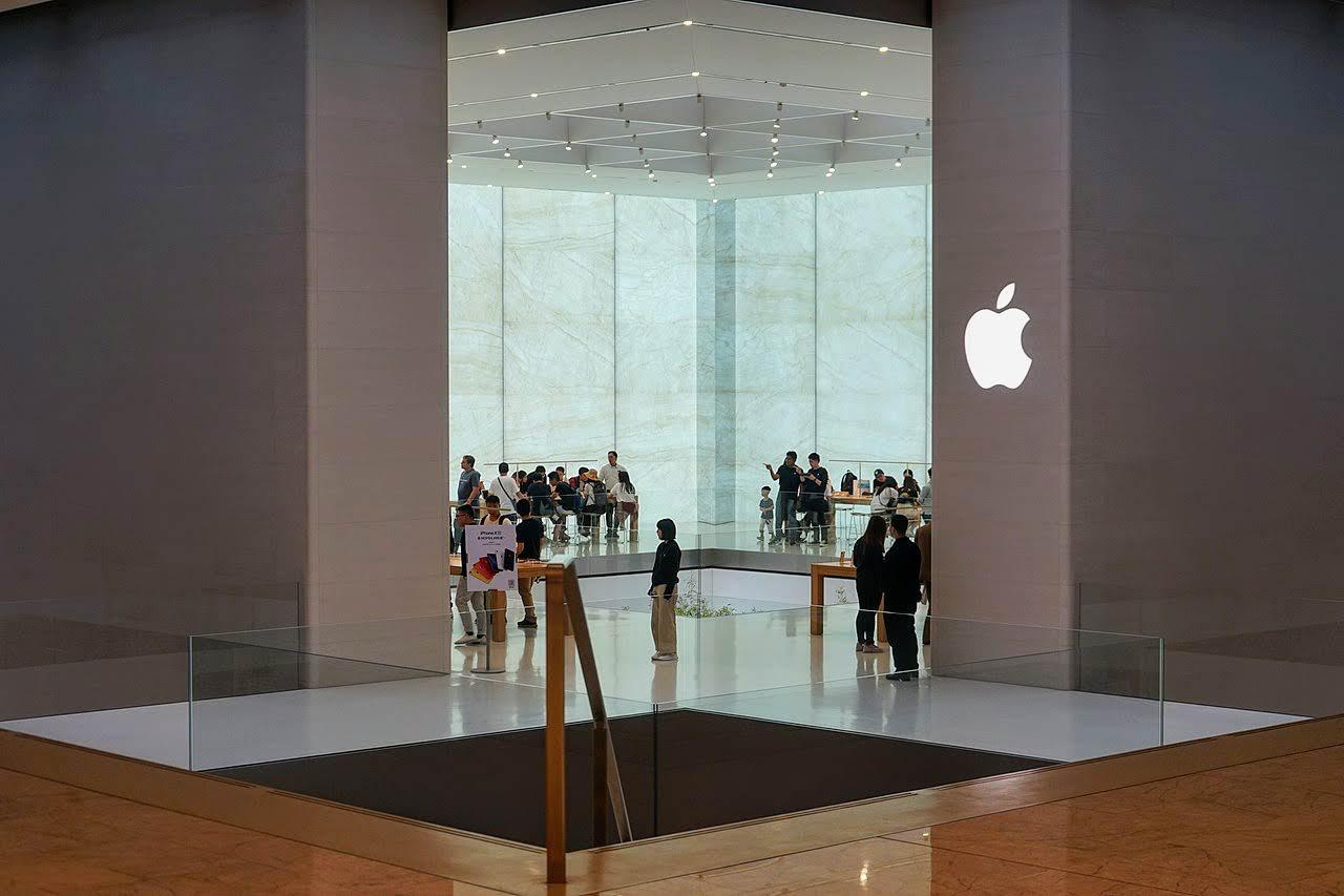 Apple a du plomb dans l'aile en Chine à cause du conflit avec les USA