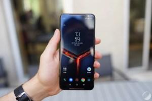 Asus ROG Phone 2 : deux variantes avec des disponibilités et des prix officialisés en France