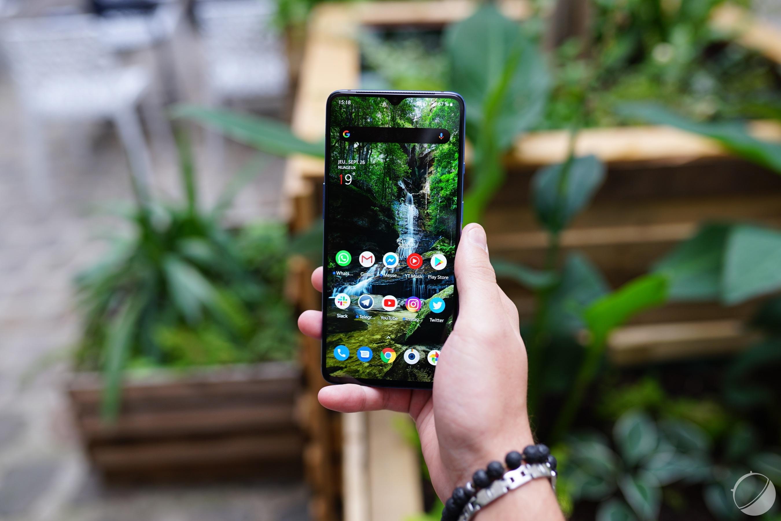 Pas de charge sans fil sur le OnePlus 7T : la marque s'explique encore une fois