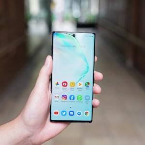 Test du Samsung Galaxy Note 10 : le feu d'artifice
