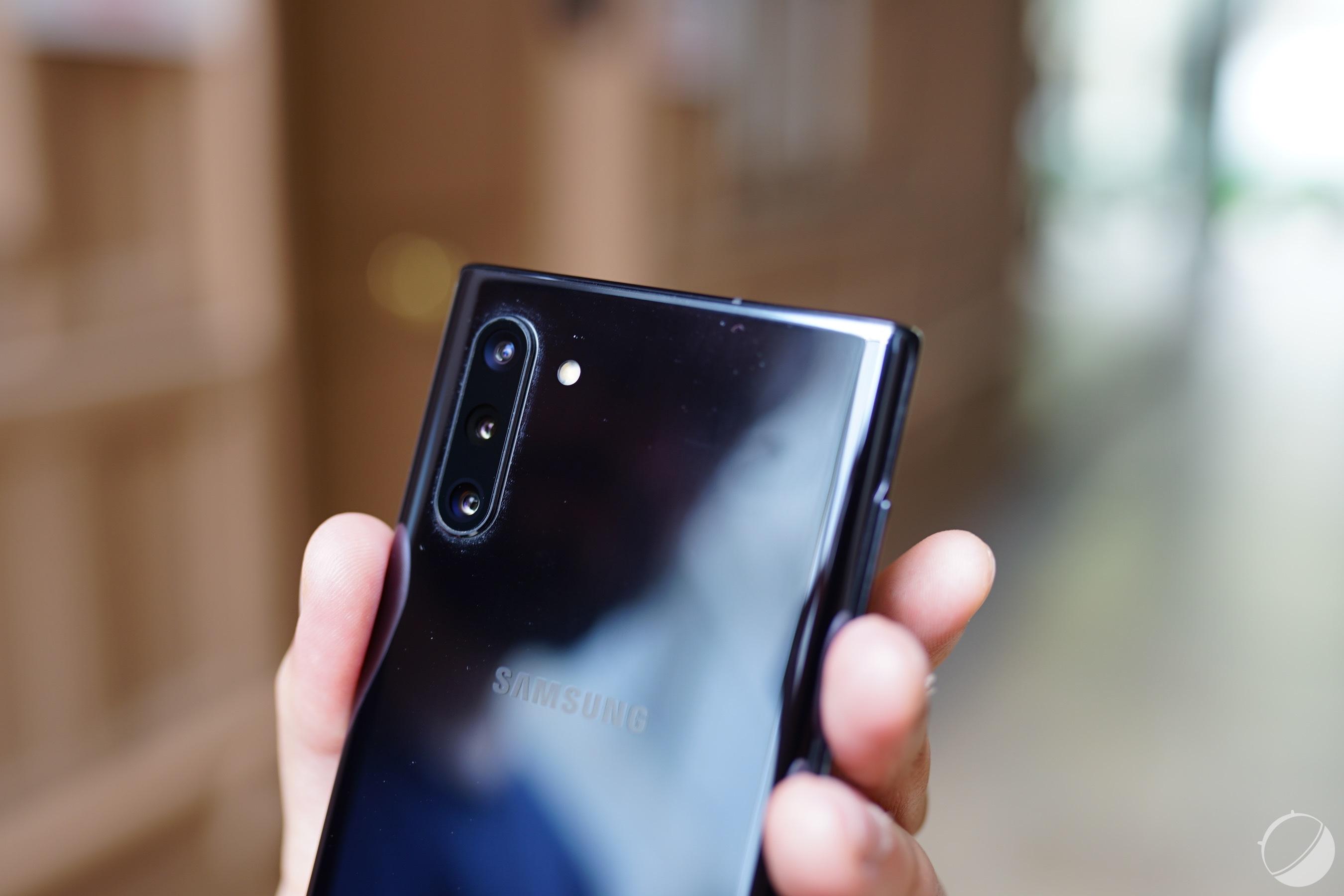 Samsung développe une technologie pour des capteurs photo de 144 MP