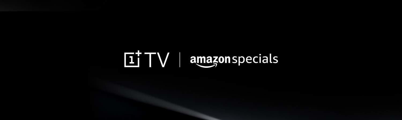 La OnePlus TV fuite sur Amazon : un son optimal avec 8 haut-parleurs