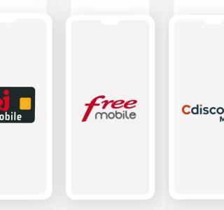Forfait mobile : 3 offres sans engagement à moins de 10 euros par mois