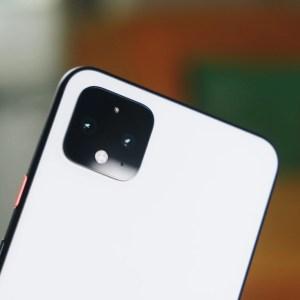 Google Camera 7 : voici la nouvelle interface photo du Pixel 4