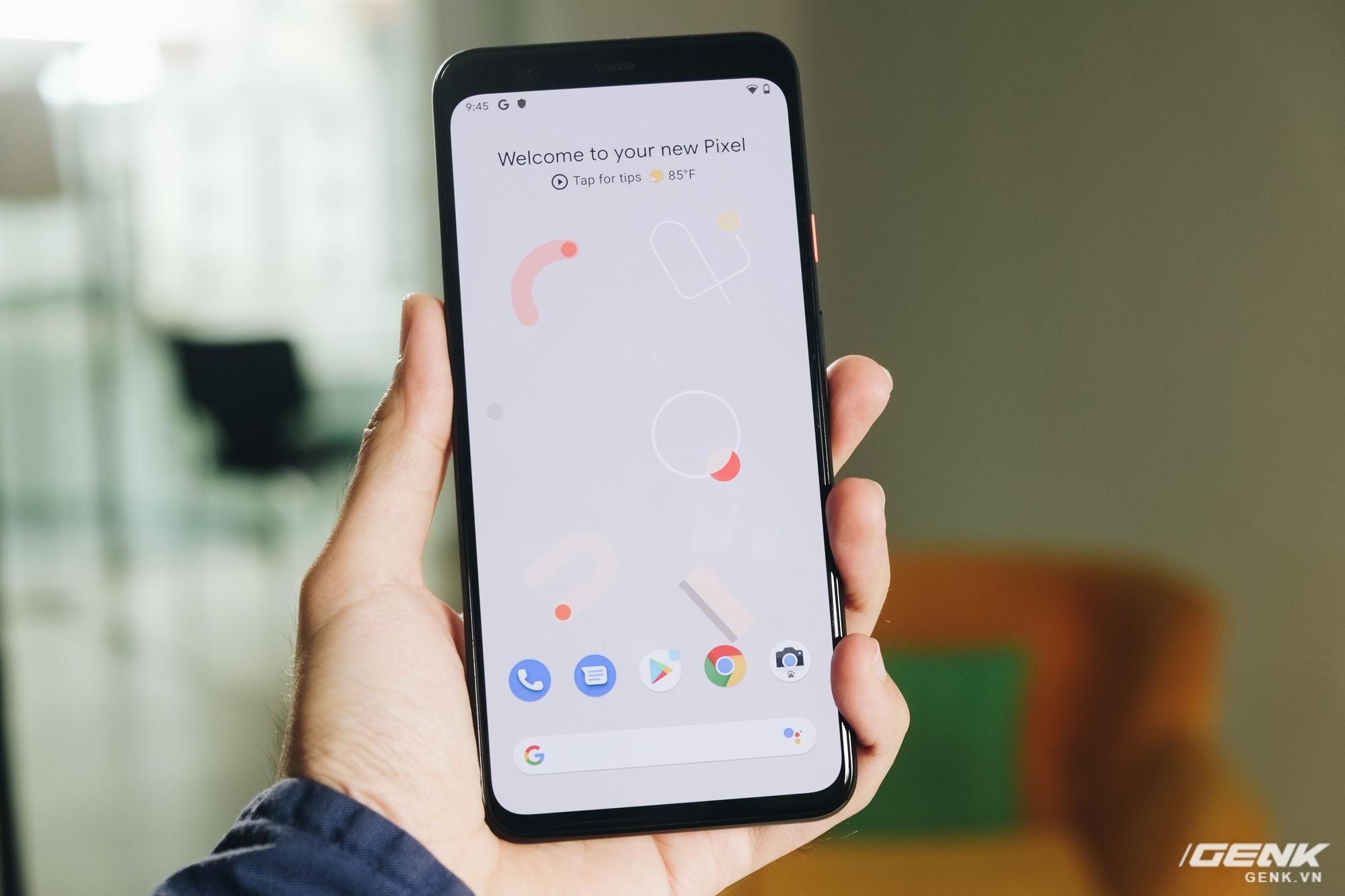 Google Pixel 4 XL : écran, design, caractéristiques, photos, Face ID – une prise en main révèle tous les détails