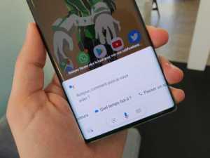 Vous pourrez apprendre à Google Assistant à bien prononcer les noms