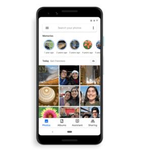 Google Photos : des raccourcis plus faciles à utiliser grâce à cette mise à jour