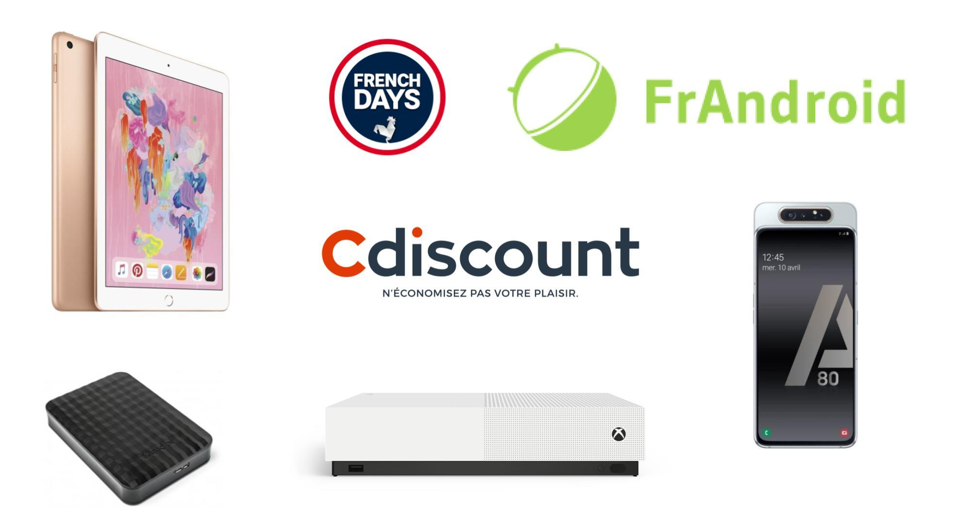 Cdiscount : les meilleures offres high tech pendant les French Days