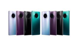 Huawei Mate 30 et Mate 30 Pro officialisés : design, caractéristiques, appareil photo, prix