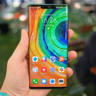 Prise en main du Huawei Mate 30 Pro : un smartphone éblouissant qui nous manque déjà