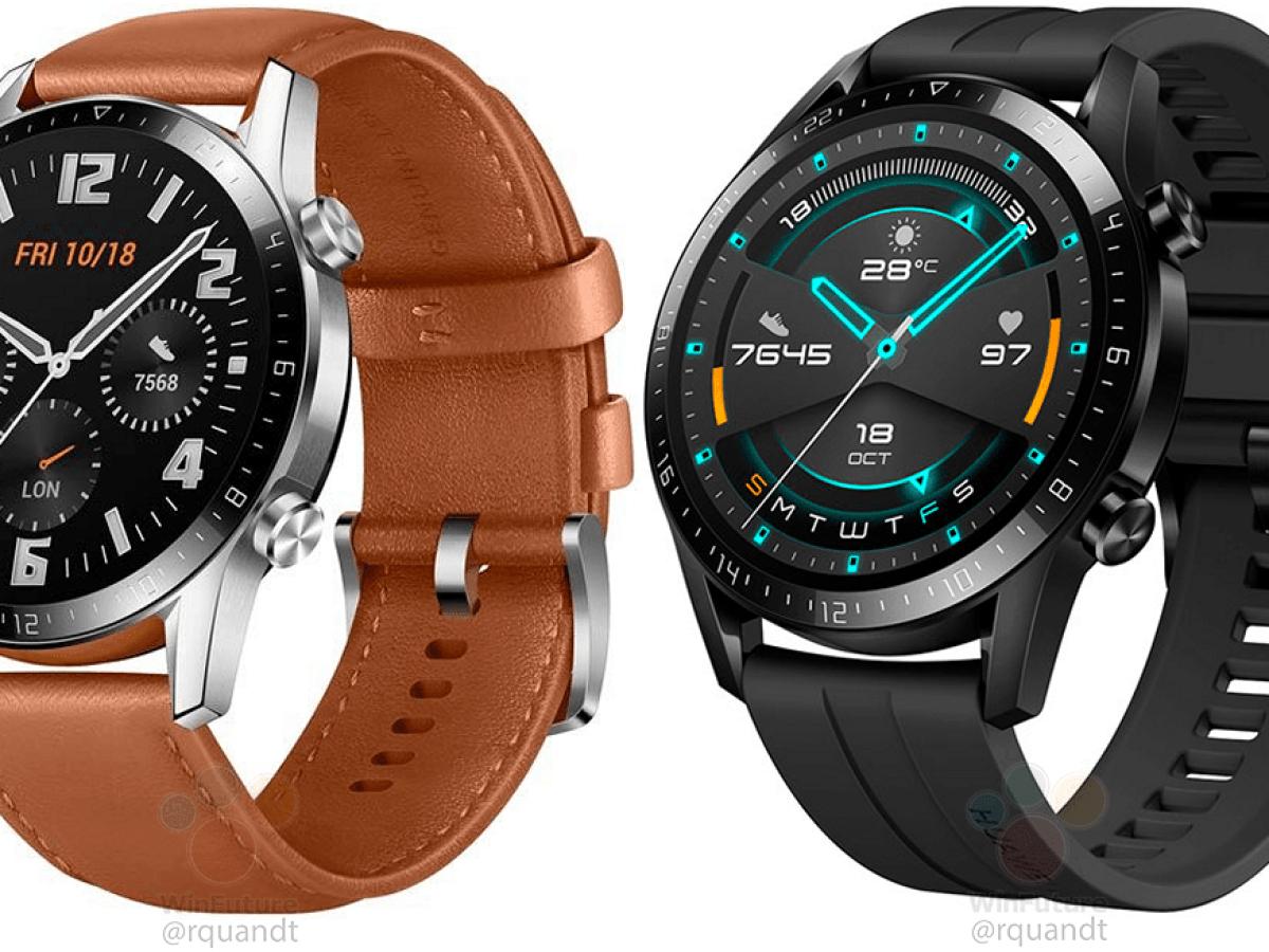 Test Huawei Watch Gt 2