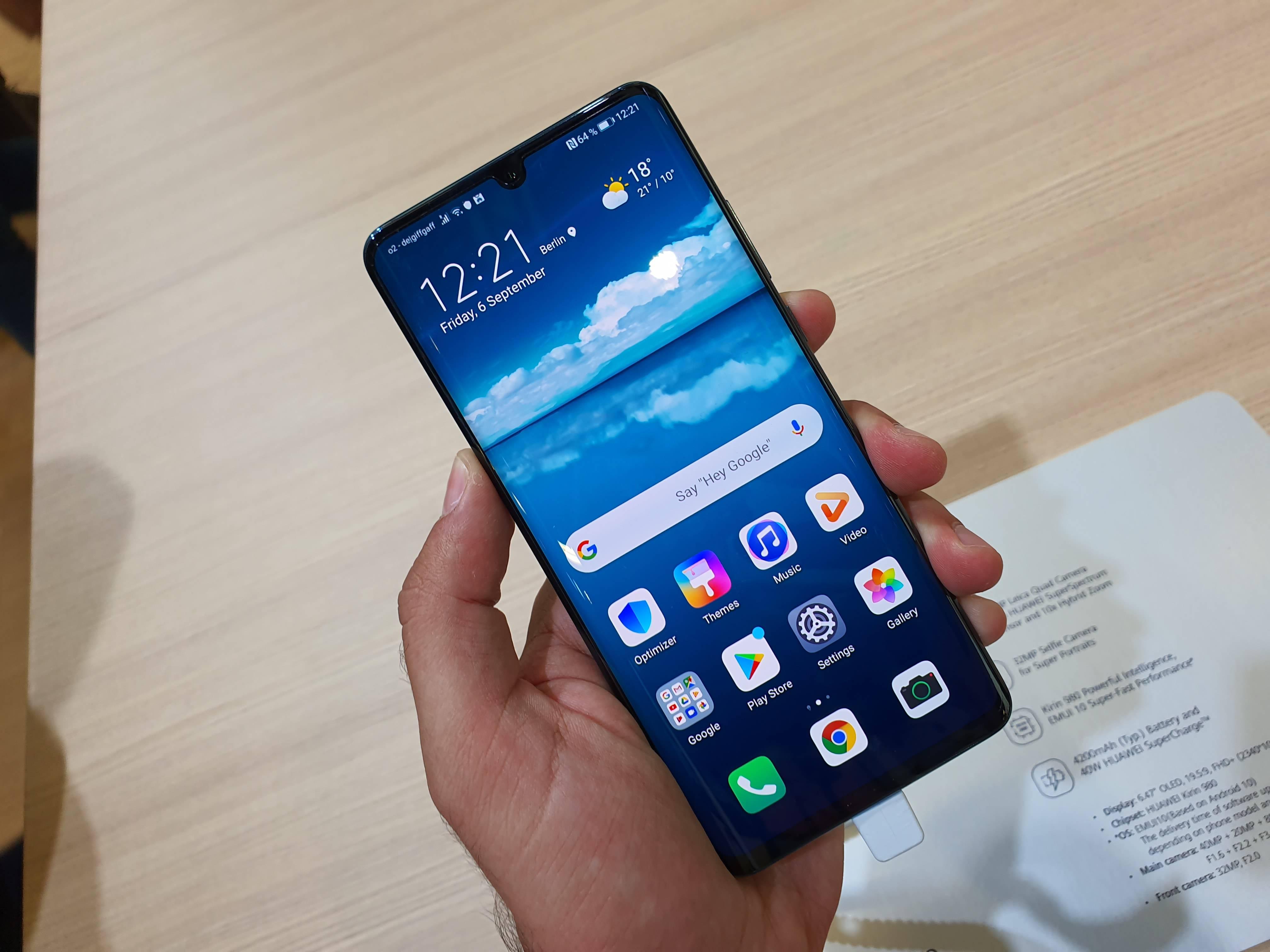 Microsoft soutient Huawei contre les États-Unis