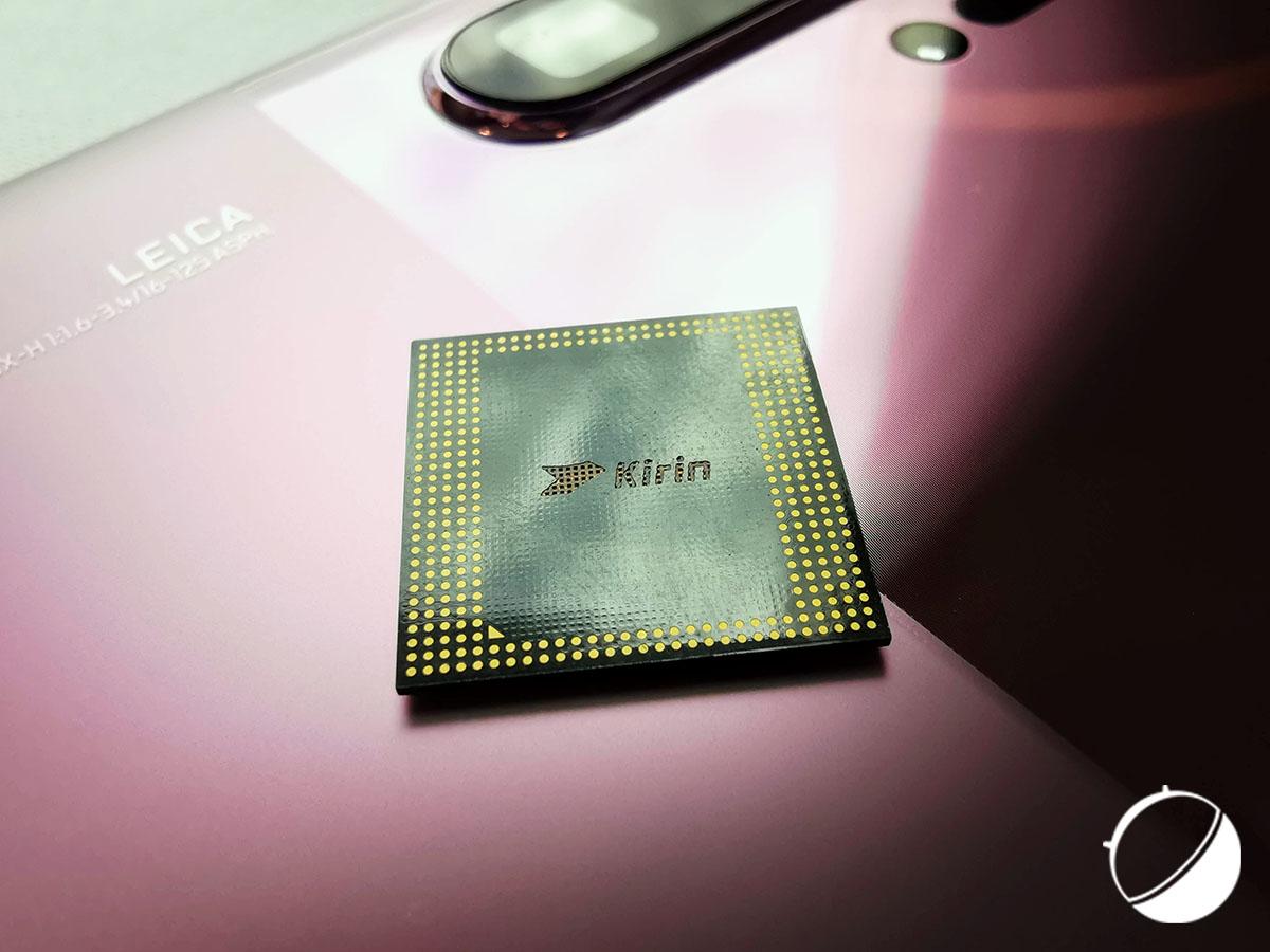 Huawei : les puces Kirin seraient déjà affectées par l'embargo durci des États-Unis